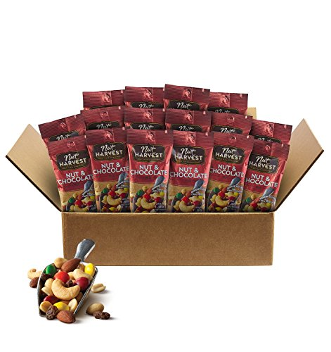 Nut Harvest Nut & Chocolate Mix, 16 (Chocolate Nut)