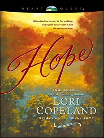 Hope (Brides of the West #3) (HeartQuest)