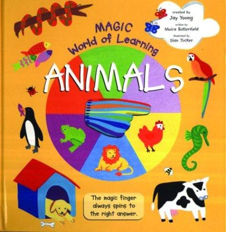 Magic World of Learning  Animals (Magic World of Learning Series) pdf