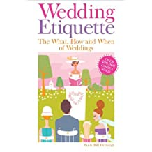 Wedding Etiquette by Derraugh, Pat, Derraugh, William New edition (1998)