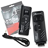 Fotodiox Aputure Pro Coworker Wireless Remote, RF Radio Shutter Release for Sony A100, A200, A300, A350, A500, A550, A560, A580, A700, A850, A900, SLT-A33, A35, A55, A57, A77, Konica Minolta Maxxum 5D, 7D, Replaces RCC-S1