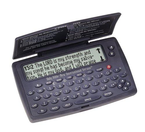 Franklin Electronics Niv-450 New Inter. Ver. Pocket Bible