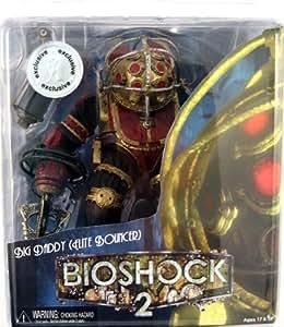 NECA - Figure Bioshock 2 - Big Daddy Elite Bouncer Deluxe