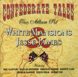 White Mansions/The Legend of Jesse James by Cash, Johnny Extra tracks edition (1999) Audio CD (White Mansions And The Legend Of Jesse James)