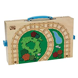 Amazon Com Thomas Friends Wooden Railway Play Go Carry