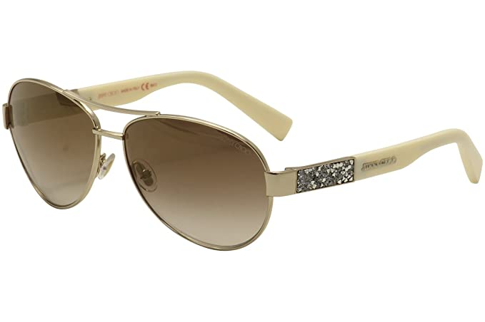 Amazon.com: Jimmy Choo – Gafas de sol, Color Baba/S/Marco ...