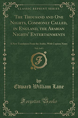 The Book Of One Thousand And One Nights Pdf