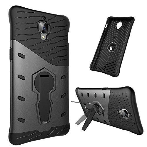 Oneplus 3T hybrid Case,DAYJOY Unique Design Dual...