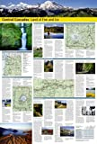 Central Cascades (National Geographic Destination Map)