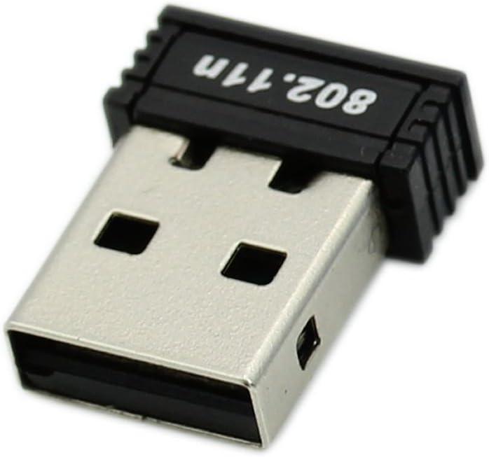 DP-iot New 1Set Mini 150Mbps USB Wi-Fi Wireless LAN 802.11 n//g//b WiFi Adapter LAN Network Card