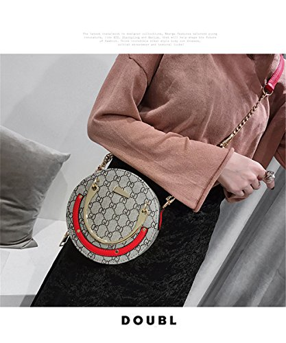 Mujer Jund Bolso Rojo Para Caqui Mochila PPtqBw4