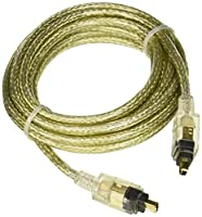 Phoenix Gold DFX44.530 10-Feet 4P to 4P IE-1394 Digital Audio/Video Cable