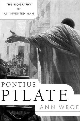 Book Pontius Pilate