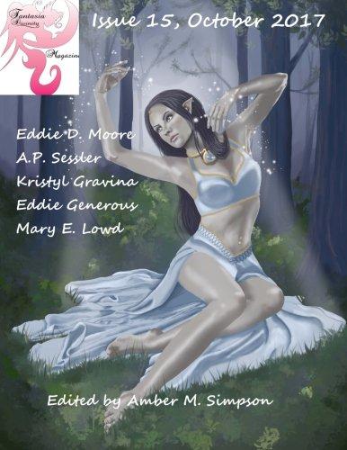 Fantasia Divinity Magazine: Issue 15, October -