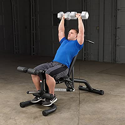 Body-Solid Flat Incline Decline Bench (FID46)