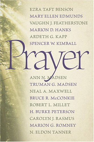Prayer [Hardcover] by Deseret Book