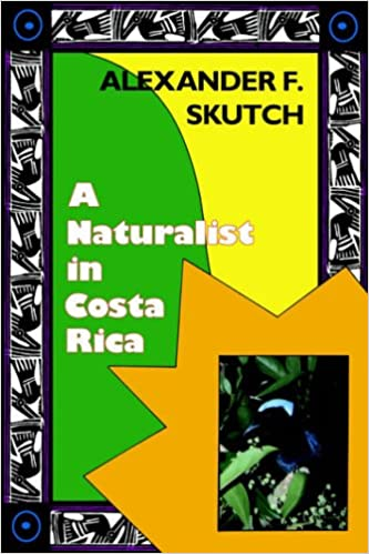 Book A Naturalist in Costa Rica