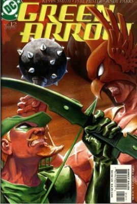 Green Arrow (Vol 2) # 12 (Ref-1954693700) by DC Comics pdf