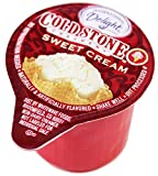 International Delight Mini Cold Stone Creamery Sweet Cream Coffee Creamer Singles (7/16 Fl Oz Each), 50 Count Bulk Pack