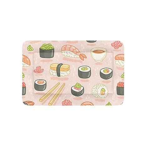 Sushi Japonés Comida Extra Grande Personalizada Ropa Cama ...