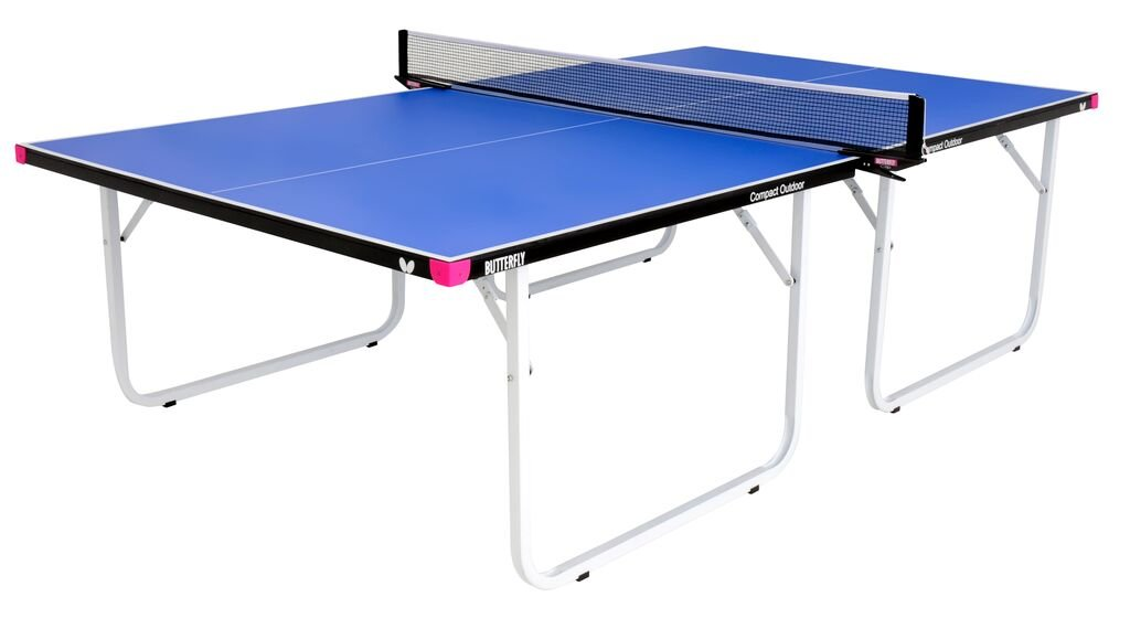 Amazon.com : Butterfly Compact Outdoor Table Tennis Table - 3 Year ...