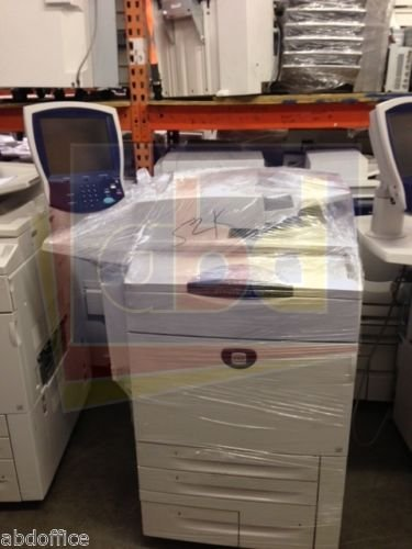 Tray Bypass (Xerox DocuColor 260 Digital Laser Production Printer/Copier – 75ppm, Copy, Print, Scan, 4 Trays, Bypass Tray, 497K02420 Offset Catch Tray, ERB Bustled Fiery)