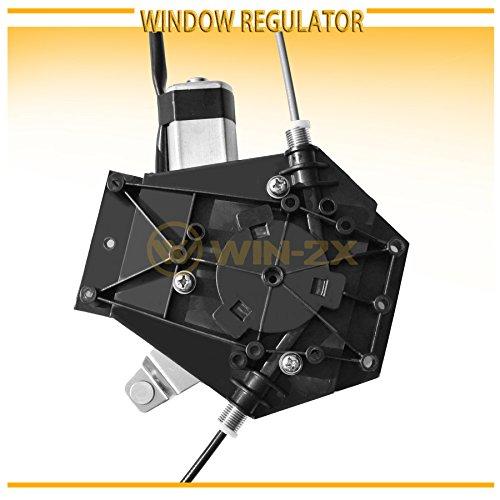 NEW Window Regulator w//Motor Rear Passenger Side 02-10 Ford Explorer 748-507