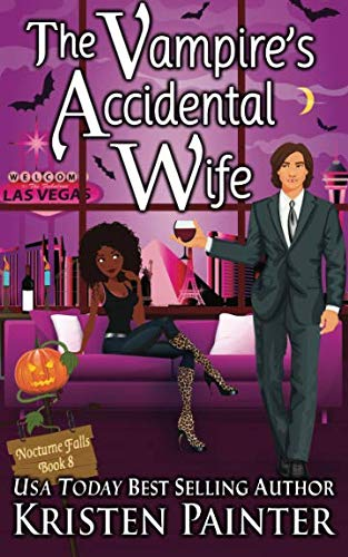 The Vampire's Accidental Wife (Nocturne Falls) (The Burning Zone Tv Series)
