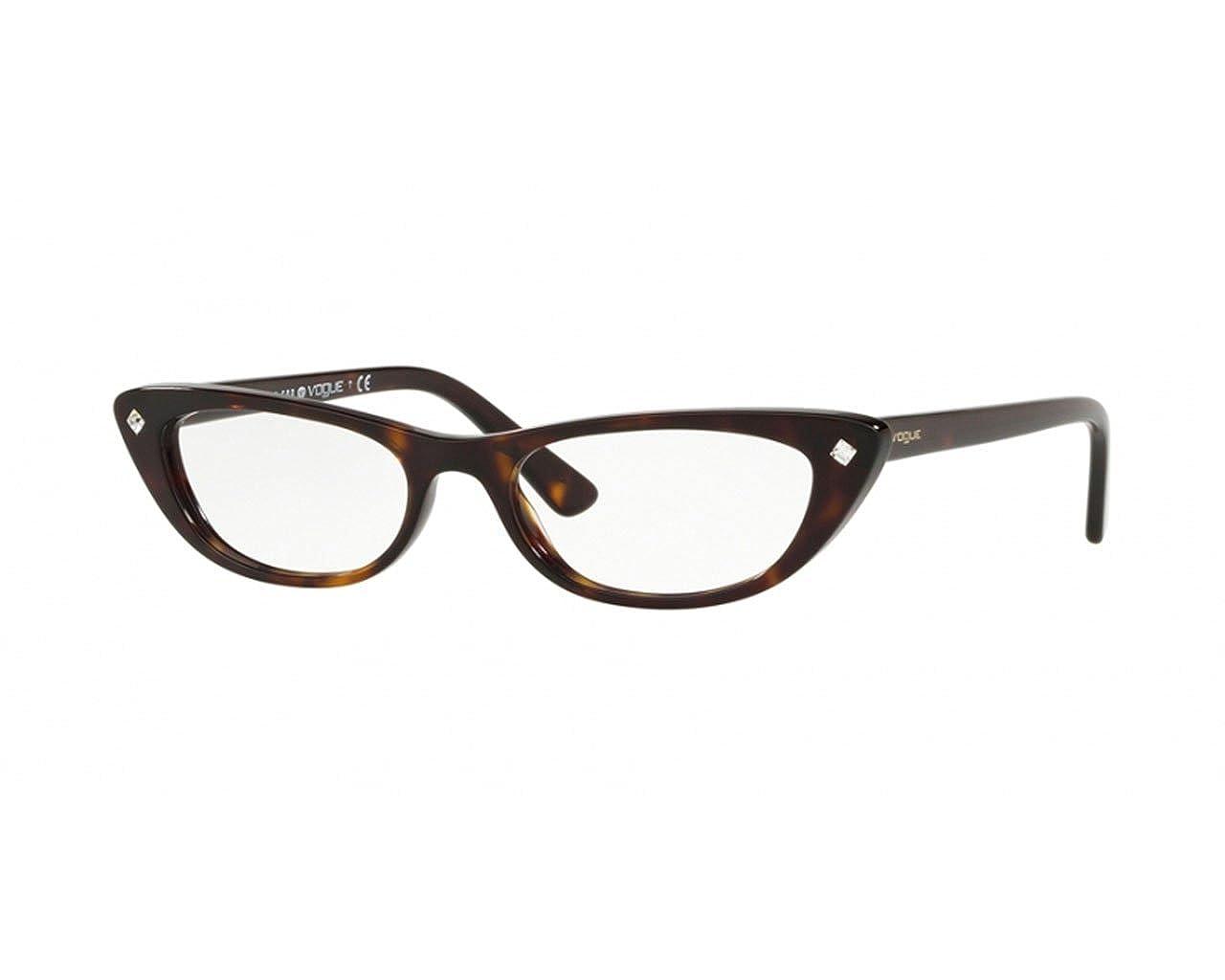 Vogue montature occhiali da vista VO5236B collezione by GIGI HADID