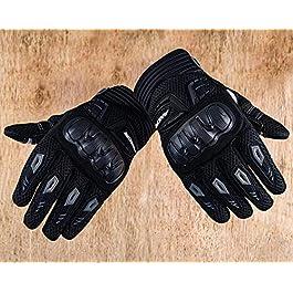 Axor Air Stream Black Dull Black Gloves-XL