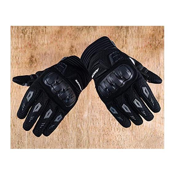Axor Air Stream Black Dull Black Gloves-L