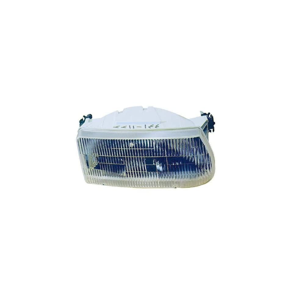 Depo 331 1122R AC Ford Explorer/Mercury Mountaineer Passenger Side Replacement Headlight Assembly Automotive