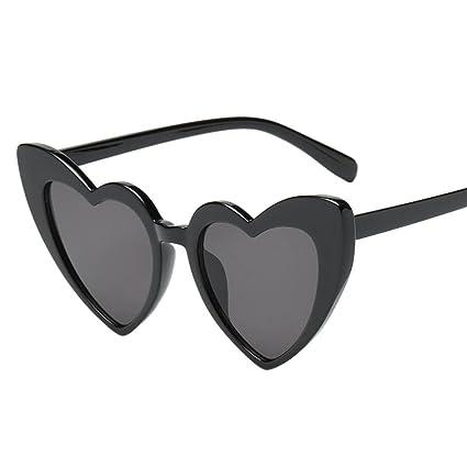 Gafas de sol Mujer polarizadas Gafas de verano playa de viaje Gafas Ciclismo sombras de Corazón