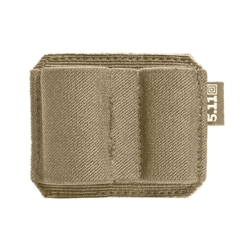 5.11 Tactical 56121 Light Writing Patch Pouch, Sandstone