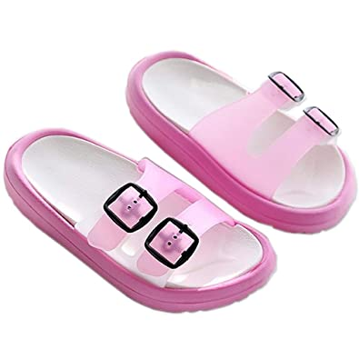 88c734483 QHero Toddler Little Kid Walking Sandals Non-Slip Beach Water Shoes  Lightweight Shower Pool Slippers