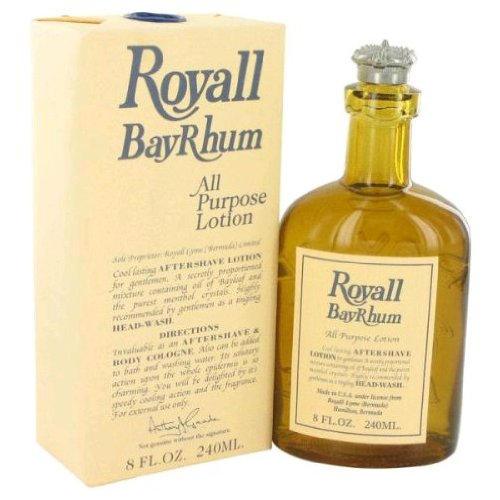 Royall Bayrhum Of Bermuda By Royall Fragrances For Men. All Purpose Lotion 8.0 Oz.