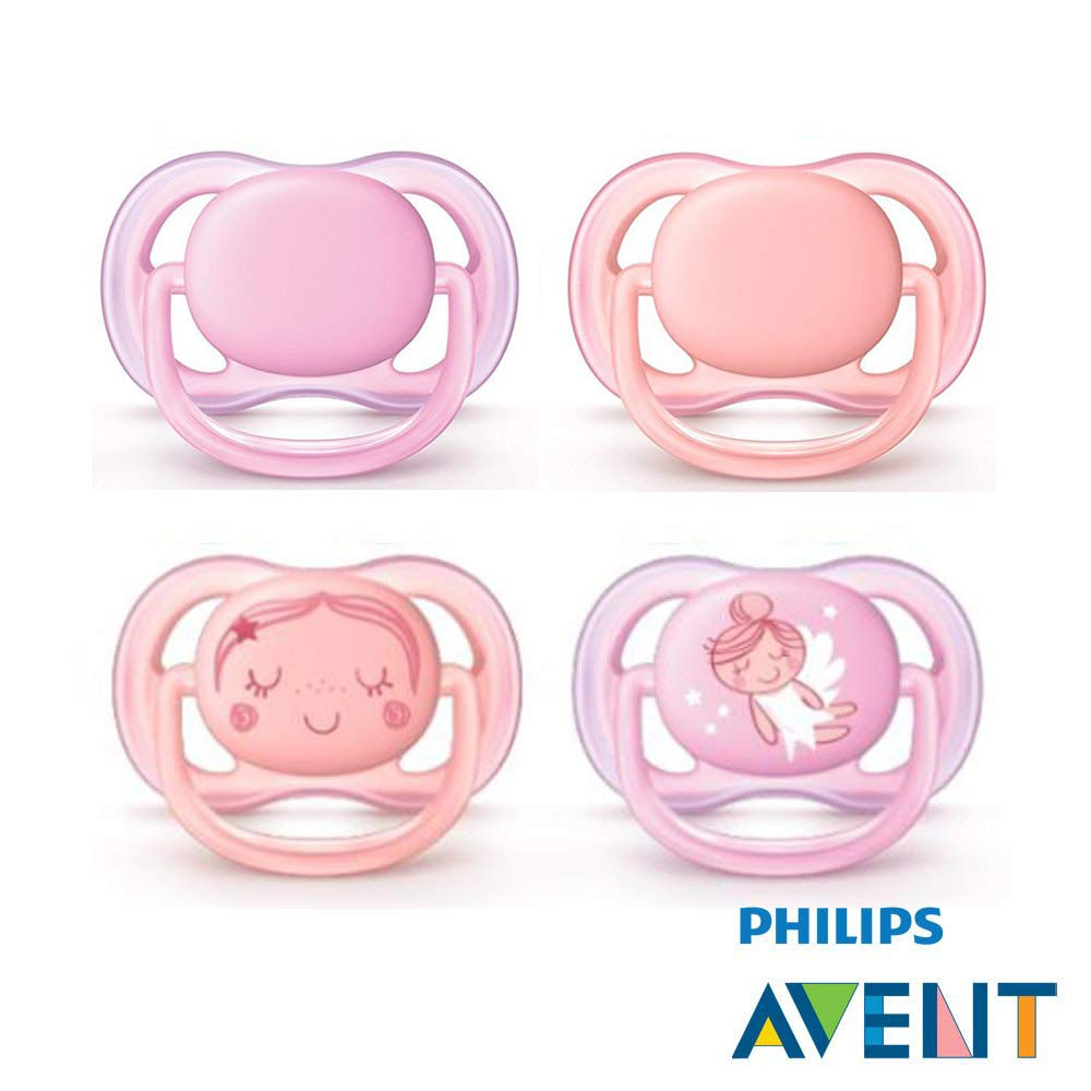 Philips AVENT Ultra Soft Air Chupete//Novedad 2018//0 - 6 mo ...