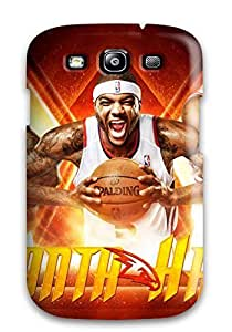 Rowena Aguinaldo Keller's Shop atlanta hawks nba basketball (10) NBA Sports & Colleges colorful Samsung Galaxy S3 cases