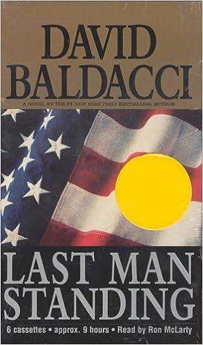 Last Man Standing: Amazon.es: Baldacci, David, McLarty, Ron ...
