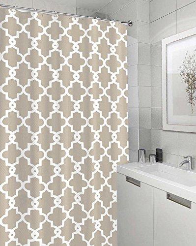 ChezMax Geometric Pattern Bathroom Decorative product image