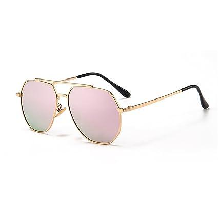 Gafas de seguridad Gafas de sol polarizadas para niños clásicos de metal completo con protección UV