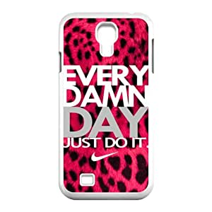 Customized Every Damn Day Just Do It TPU Samsung Galaxy S4 I9500 Case Back Cover Fit Cases