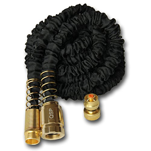THE BEAST 150' Expandable Hose, Available in 5 Sizes, Strongest Expanding Garden Hose on the Planet.