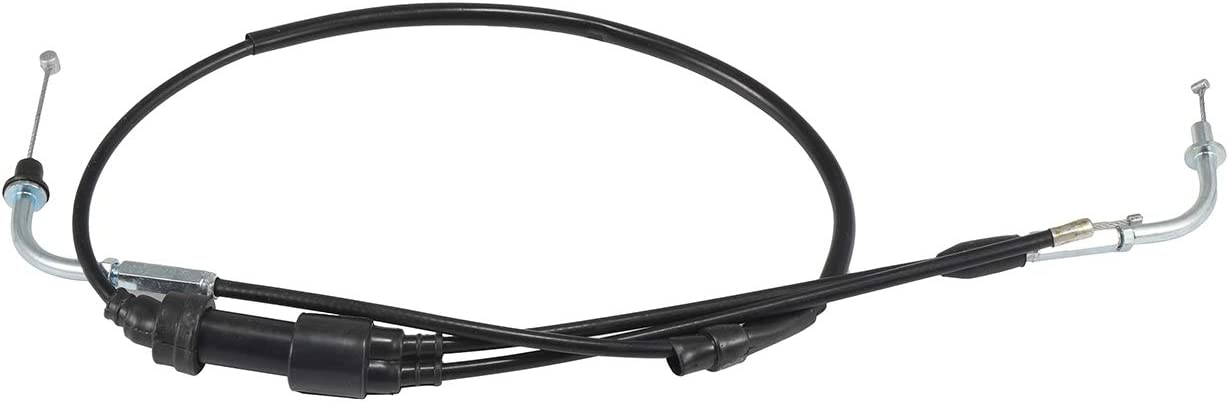 Mingdun Throttle Cable Replacement for Yamaha PW80 Y-Zinger 1985-2007 BW80 1986-1990 Dirt Pit Bike