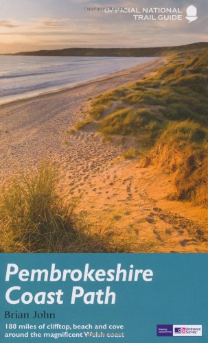 Pembrokeshire Coast Path (National Trail Guides)