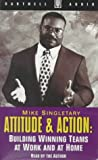 img - for Attitude & Action: Building Winning Teams at Work and at Home (Dartnell Audio) book / textbook / text book