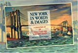 New York in Words and Images, Miriam Berman, 1892145235