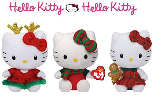 Ty Hello Kitty variety pack Beanie babies collection