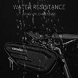 Cool Change Bike Saddle Bag Large Capacity Hard