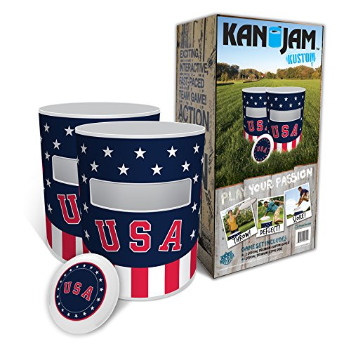 Kan-Jam Ultimate Disc Game, USA